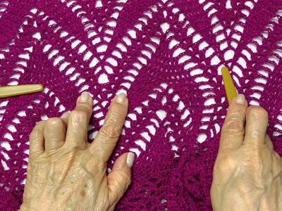 Tutorial Blusa Corazones Crochet