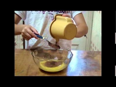 Como hacer cupcakes sin horno en 3 minutos! ♥