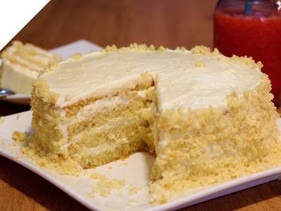 Cómo hacer una Tarta Mimosa | Azúcar con Amor