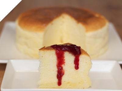Tarta de Queso Japonesa (Soft Cotton Cake) | Recetas de tartas por Azúcar con Amor