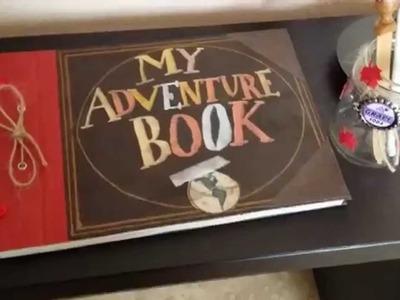 Álbum de fotos My adventure book