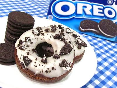 Donuts de Oreo | Los mejores Donuts del Mundo!!