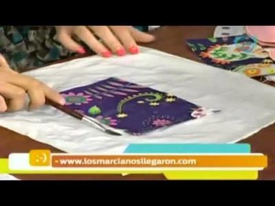 Técnicas caseras para el plastificado de tela