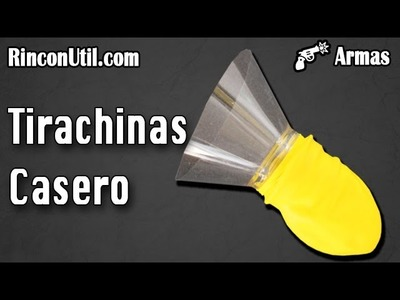 Tirachinas Casero - Hacer Armas caseras