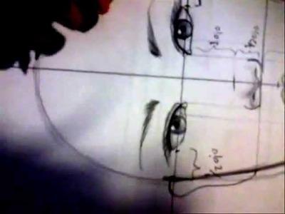¿Cómo dibujar un rostro paso a paso?