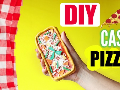 DIY case pizza