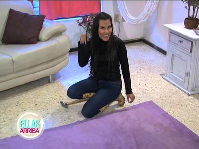 DIY- Como hacer una cabecera para tu cama
