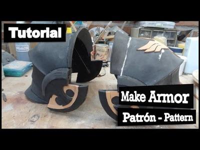 Make armor (Patrón - Pattern)