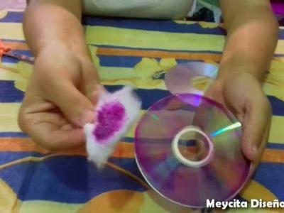 Tutorial: Cómo limpiar un CD. DVD