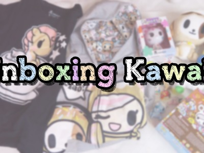 Unboxing + Haul Kawaii ~ Tokidoki | Ronro Love