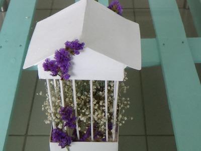 ¡Haz Jaulas decorativas súper fácil !