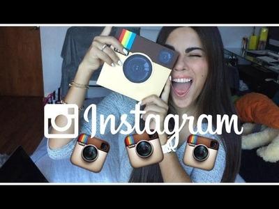 Caja de Instagram!