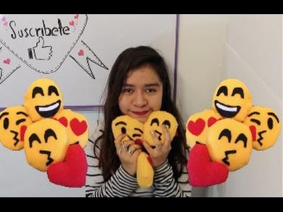 Cojines Emojis  (Fácil y Economico )