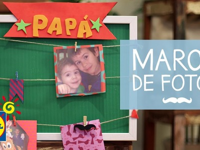 Marco de Fotos -  Handmade Día Del Padre
