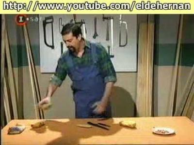Chachacha : las manualidades del gallego