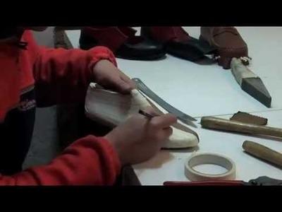 Cómo hacer tus propios zapatos en Opció Diamant Barcelona