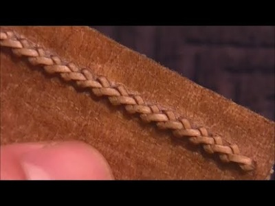 """Costura Porteña con costura adosada """"El Rincón del Soguero"""""""