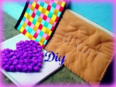 DIY decora tus libretas fácil y bonito | Les ♥