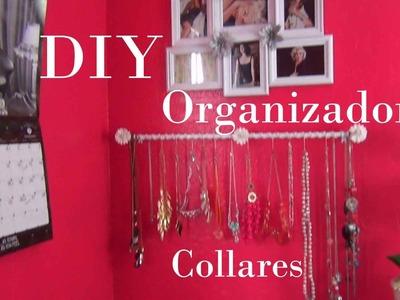 DIY - Organizador de Collares