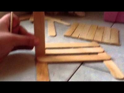DIY: silla de comer para nsck