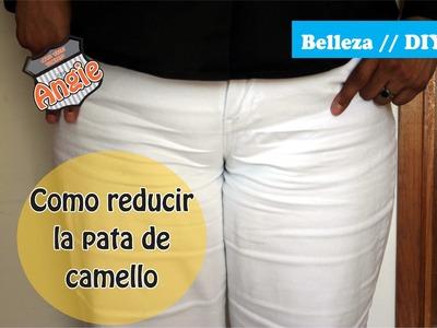 EVITA LA PATA DE CAMELLO. BELLEZA DIY