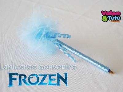 Lapiceras souvenir Frozen