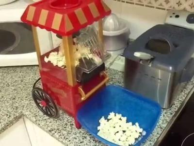 Máquina de hacer palomitas de maíz