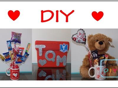 Que regalar en San Valentín, detalles DIY
