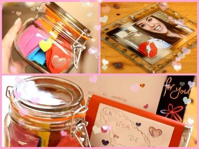 Regalos para San Valentin ♥ Ultimo minuto