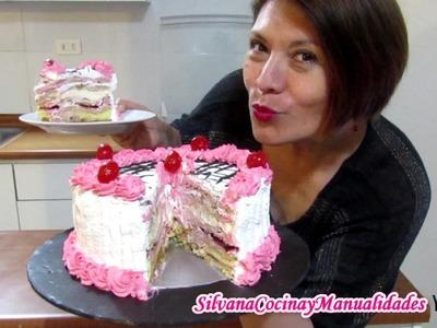 TORTA REINA SOFIA - Silvana Cocina y Manualidades