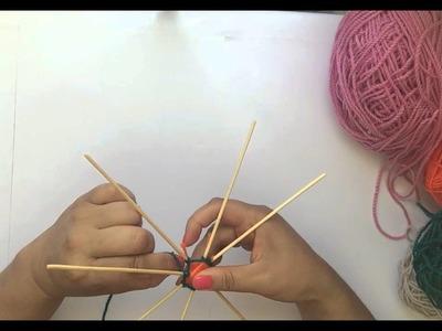 Tutorial de Mandalas - Cómo hacer union de dos mandalas