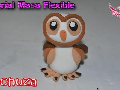 ♥ Tutorial: Lechuza en 3D de Masa Flexible ♥