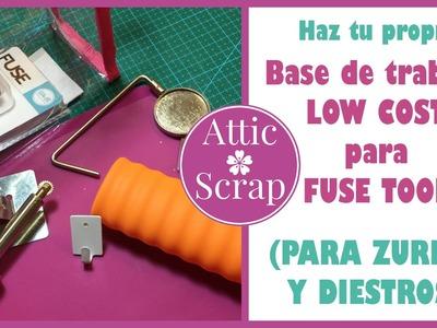 Base de trabajo Low Cost (para Fuse Tool)