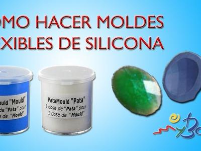 Cómo hacer moldes de silicona con masa dos componentes