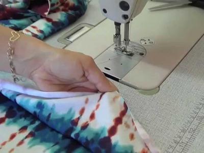 Como Hacer Un Short-Falda Con Peto  DIY