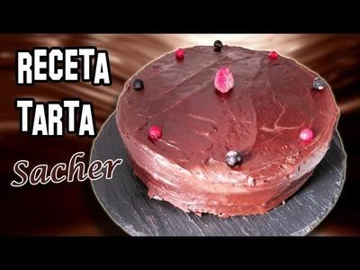 ✔ Recetas de Cocina | Como Hacer la Tarta Sacher