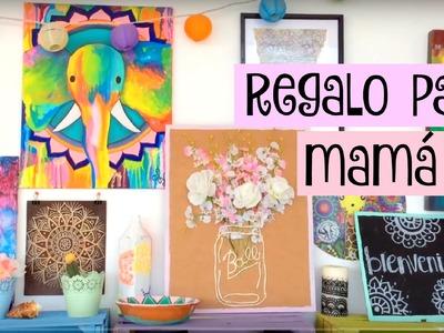 Regalo para Mamá! DIY para el Día de las madres ♡ Dani Hoyos Art