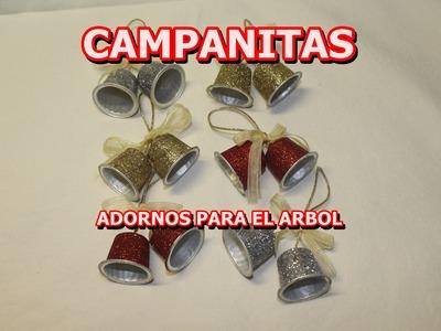 COMO HACER CAMPANITAS CON CAPSULAS NESPRESO FACILES