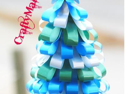♥  Árbol de Navidad- Manualidades para Navidad