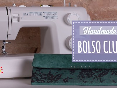 Bolso Clutch - Lidl Costura