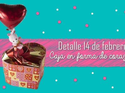 Detalle 14 de febrero. San Valentìn.