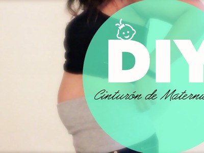 DIY Cinturón de Maternidad. DIY Maternity Belt