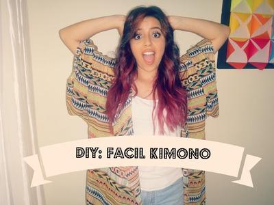 DIY. Haz tu propio Kimono (Facil) - Mapo ♥