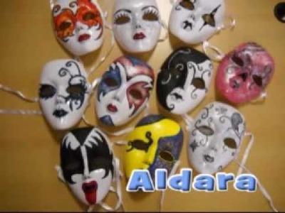 Mis mascaras de carnaval y nightwish