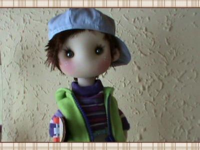 Presentación muñeco Pepito
