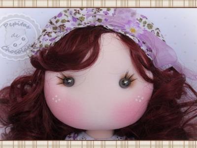 Tutorial: Aprende a hacer una muñeca Pepita articulada