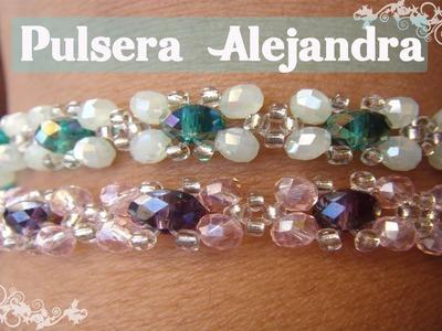 Bisuteria Pulsera Alejandra