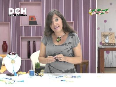 Collar con Mandala - Yasna Pino - Casa Puchinni