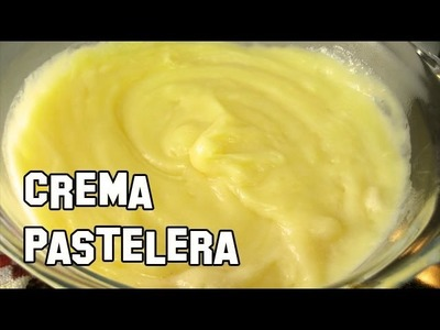 ✔ Recetas de Cocina | Como Hacer Crema Pastelera