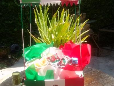 Stand  fiestas patrias de México pero sirve para cualquier pais